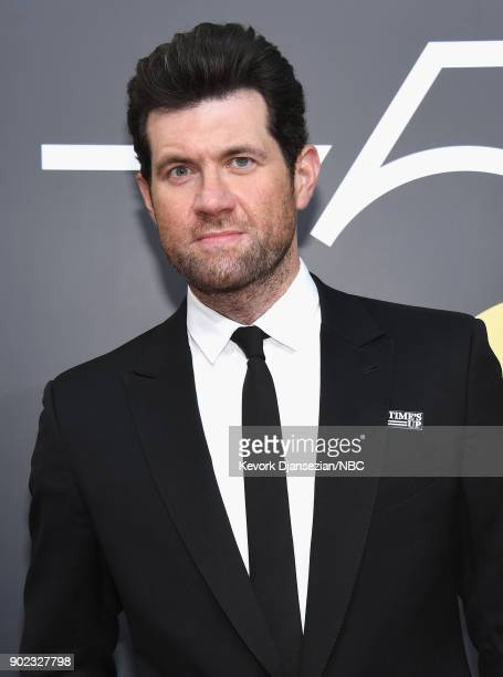 75th ANNUAL GOLDEN GLOBE AWARDS Pictured Actor Billy Eichner arrives to the 75th Annual Golden Globe Awards held at the Beverly Hilton Hotel on...