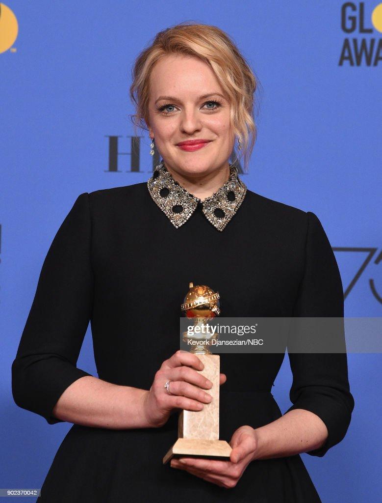 """CA: NBC's """"75th Annual Golden Globe Awards"""" - Press Room"""