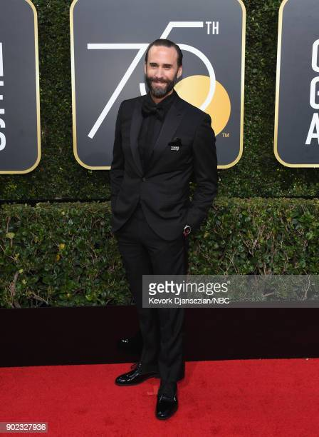 75th ANNUAL GOLDEN GLOBE AWARDS Pictured Actor Joseph Fiennes arrives to the 75th Annual Golden Globe Awards held at the Beverly Hilton Hotel on...