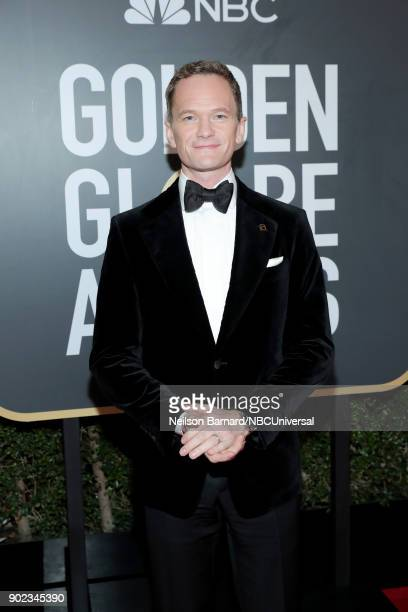 75th ANNUAL GOLDEN GLOBE AWARDS Pictured Actor Neil Patrick Harris arrives to the 75th Annual Golden Globe Awards held at the Beverly Hilton Hotel on...