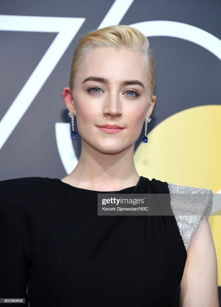 "CA: NBC's ""75th Annual Golden Globe Awards"" - Arrivals"