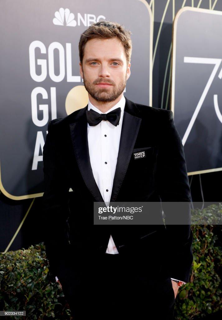"""NBC's """"75th Annual Golden Globe Awards"""" - Red Carpet Arrivals : Nachrichtenfoto"""