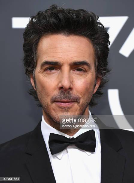 75th ANNUAL GOLDEN GLOBE AWARDS Pictured Actor Shawn Levy arrives to the 75th Annual Golden Globe Awards held at the Beverly Hilton Hotel on January...