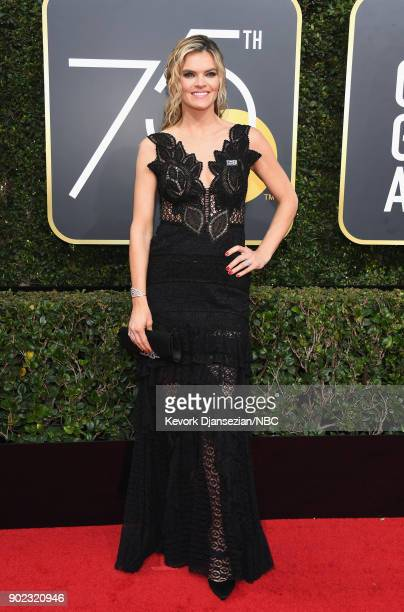 75th ANNUAL GOLDEN GLOBE AWARDS Pictured Actress Missi Pyle arrives to the 75th Annual Golden Globe Awards held at the Beverly Hilton Hotel on...