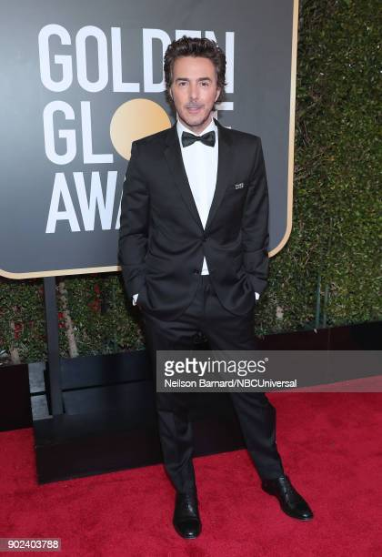75th ANNUAL GOLDEN GLOBE AWARDS Pictured Shawn Levy arrives to the 75th Annual Golden Globe Awards held at the Beverly Hilton Hotel on January 7 2018