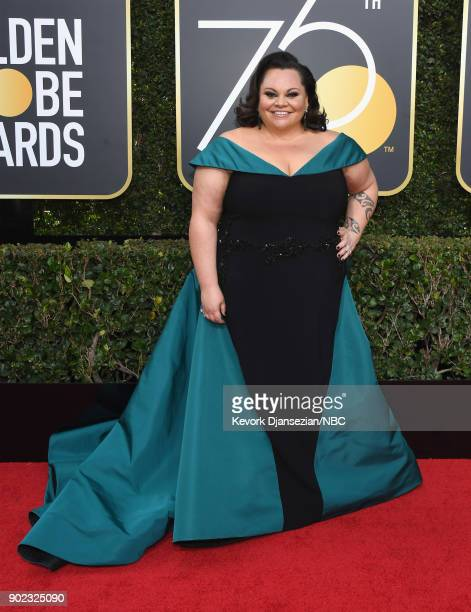 75th ANNUAL GOLDEN GLOBE AWARDS Pictured Singer Keala Settle arrives to the 75th Annual Golden Globe Awards held at the Beverly Hilton Hotel on...