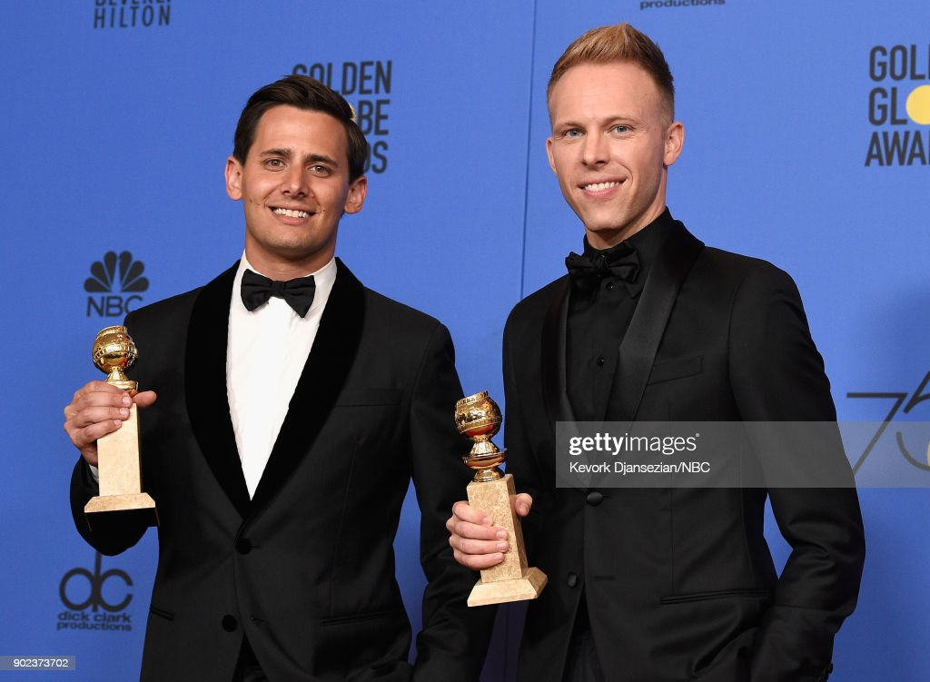 "NBC's ""75th Annual Golden Globe Awards"" - Press Room : News Photo"