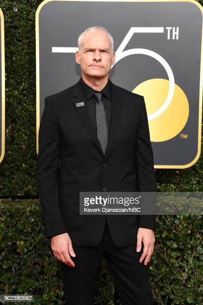 75th ANNUAL GOLDEN GLOBE AWARDS Pictured Writer Martin McDonagh arrives to the 75th Annual Golden Globe Awards held at the Beverly Hilton Hotel on...