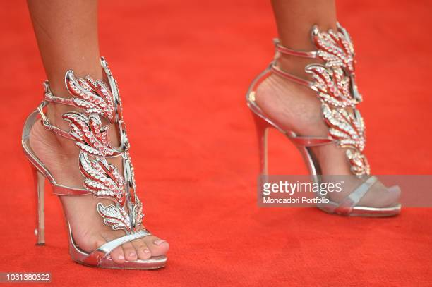 75th Venice Film Festival Suspiria red carpet In the picture during the red carpet on the occasion of the 75th Venice Film Festival Venice September...