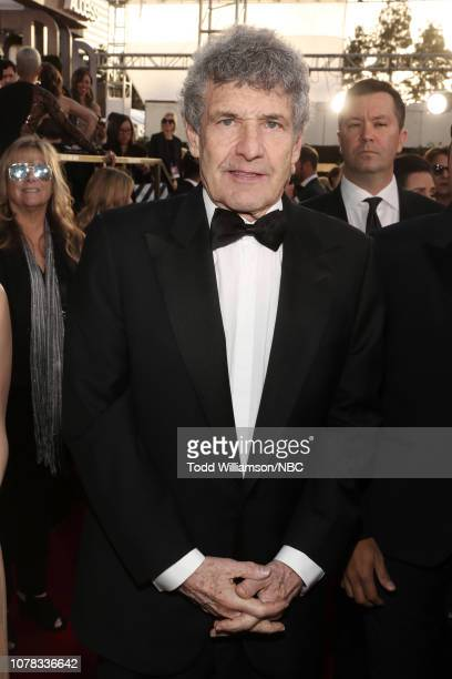 76th ANNUAL GOLDEN GLOBE AWARDS Pictured Alan Horn arrives to the 76th Annual Golden Globe Awards held at the Beverly Hilton Hotel on January 6 2019