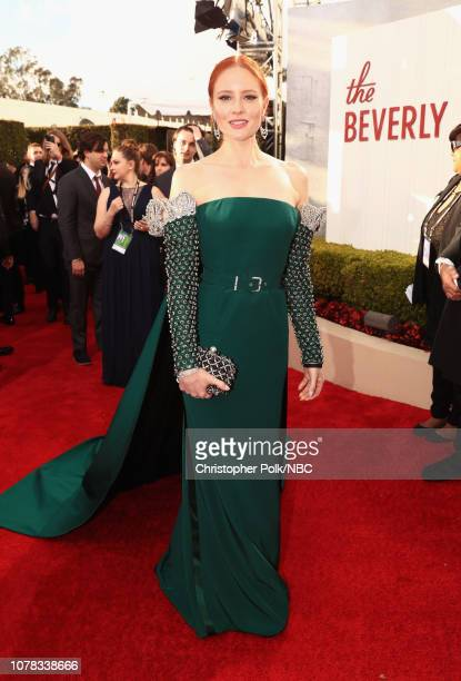 76th ANNUAL GOLDEN GLOBE AWARDS Pictured Barbara Meier arrives to the 76th Annual Golden Globe Awards held at the Beverly Hilton Hotel on January 6...