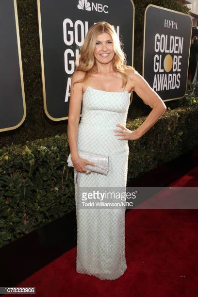 76th ANNUAL GOLDEN GLOBE AWARDS Pictured Connie Britton arrives to the 76th Annual Golden Globe Awards held at the Beverly Hilton Hotel on January 6...