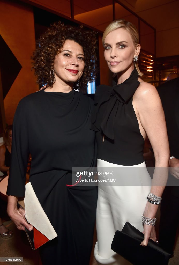 """NBC's """"76th Annual Golden Globe Awards"""" - NBCUniversal Party : News Photo"""