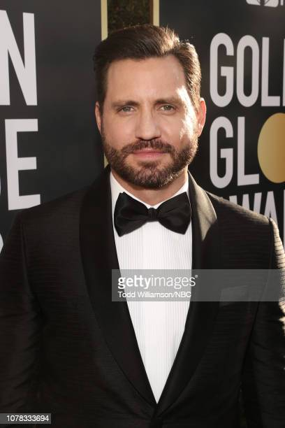 76th ANNUAL GOLDEN GLOBE AWARDS Pictured Edgar Ramirez arrives to the 76th Annual Golden Globe Awards held at the Beverly Hilton Hotel on January 6...