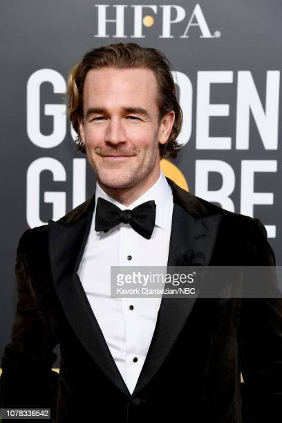 76th ANNUAL GOLDEN GLOBE AWARDS Pictured James Van Der Beek arrives to the 76th Annual Golden Globe Awards held at the Beverly Hilton Hotel on...