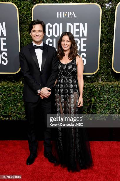 76th ANNUAL GOLDEN GLOBE AWARDS Pictured Jason Bateman and Amanda Anka arrive to the 76th Annual Golden Globe Awards held at the Beverly Hilton Hotel...
