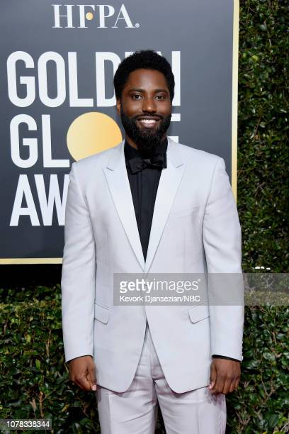 76th ANNUAL GOLDEN GLOBE AWARDS Pictured John David Washington arrives to the 76th Annual Golden Globe Awards held at the Beverly Hilton Hotel on...