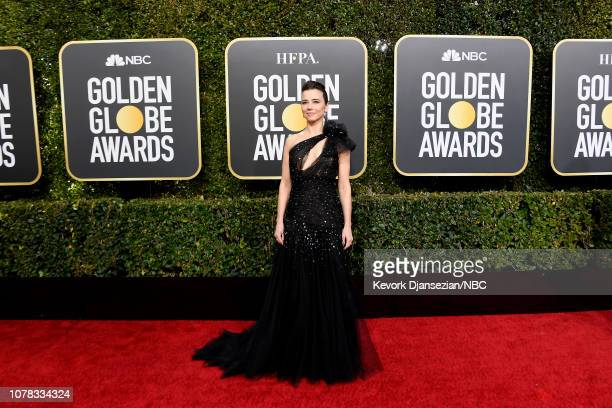 76th ANNUAL GOLDEN GLOBE AWARDS Pictured Linda Cardellini arrive to the 76th Annual Golden Globe Awards held at the Beverly Hilton Hotel on January 6...