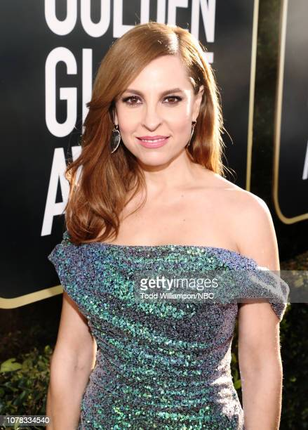 76th ANNUAL GOLDEN GLOBE AWARDS Pictured Marina De Tavira arrives to the 76th Annual Golden Globe Awards held at the Beverly Hilton Hotel on January...