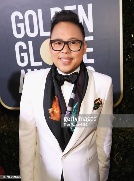 76th ANNUAL GOLDEN GLOBE AWARDS Pictured Nico Santos arrives to the 76th Annual Golden Globe Awards held at the Beverly Hilton Hotel on January 6 2019