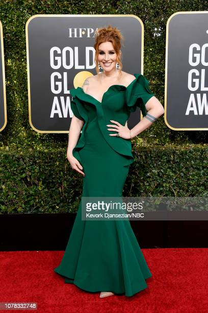 76th ANNUAL GOLDEN GLOBE AWARDS Pictured Our Lady J arrives to the 76th Annual Golden Globe Awards held at the Beverly Hilton Hotel on January 6 2019