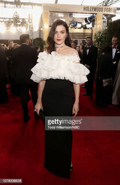 76th ANNUAL GOLDEN GLOBE AWARDS Pictured Rachel Weisz arrive to the 76th Annual Golden Globe Awards held at the Beverly Hilton Hotel on January 6 2019