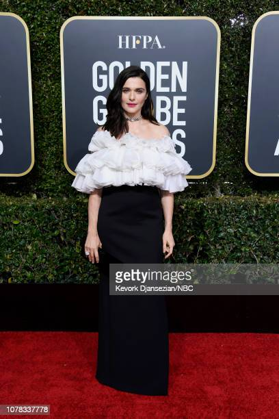 76th ANNUAL GOLDEN GLOBE AWARDS Pictured Rachel Weisz arrives to the 76th Annual Golden Globe Awards held at the Beverly Hilton Hotel on January 6...