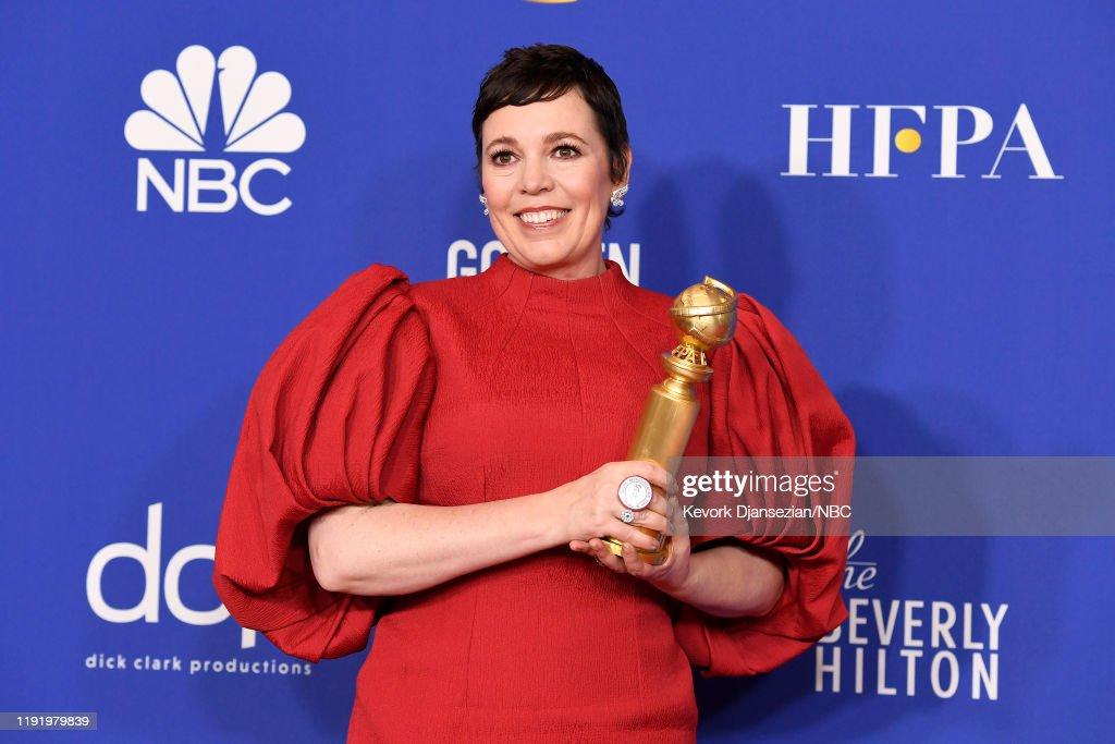 """NBC's """"77th Annual Golden Globe Awards"""" - Press Room : Nieuwsfoto's"""
