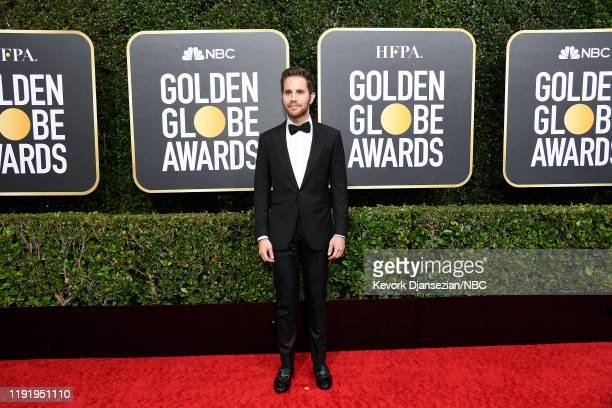 77th ANNUAL GOLDEN GLOBE AWARDS Pictured Ben Platt arrives to the 77th Annual Golden Globe Awards held at the Beverly Hilton Hotel on January 5 2020