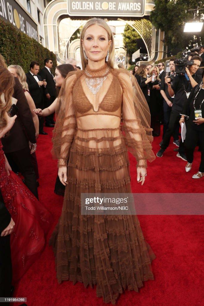 "NBC's ""77th Annual Golden Globe Awards"" - Red Carpet Arrivals : ニュース写真"