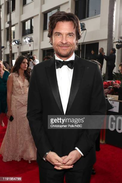77th ANNUAL GOLDEN GLOBE AWARDS -- Pictured: Jason Bateman arrives to the 77th Annual Golden Globe Awards held at the Beverly Hilton Hotel on January...