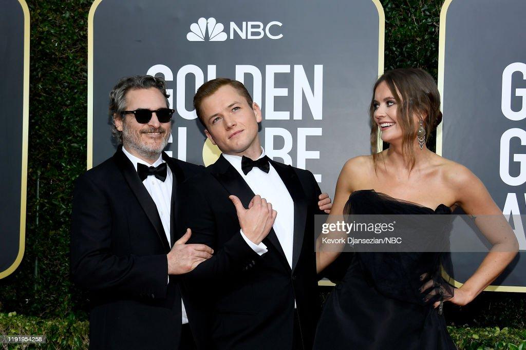 "NBC's ""77th Annual Golden Globe Awards"" - Arrivals : News Photo"