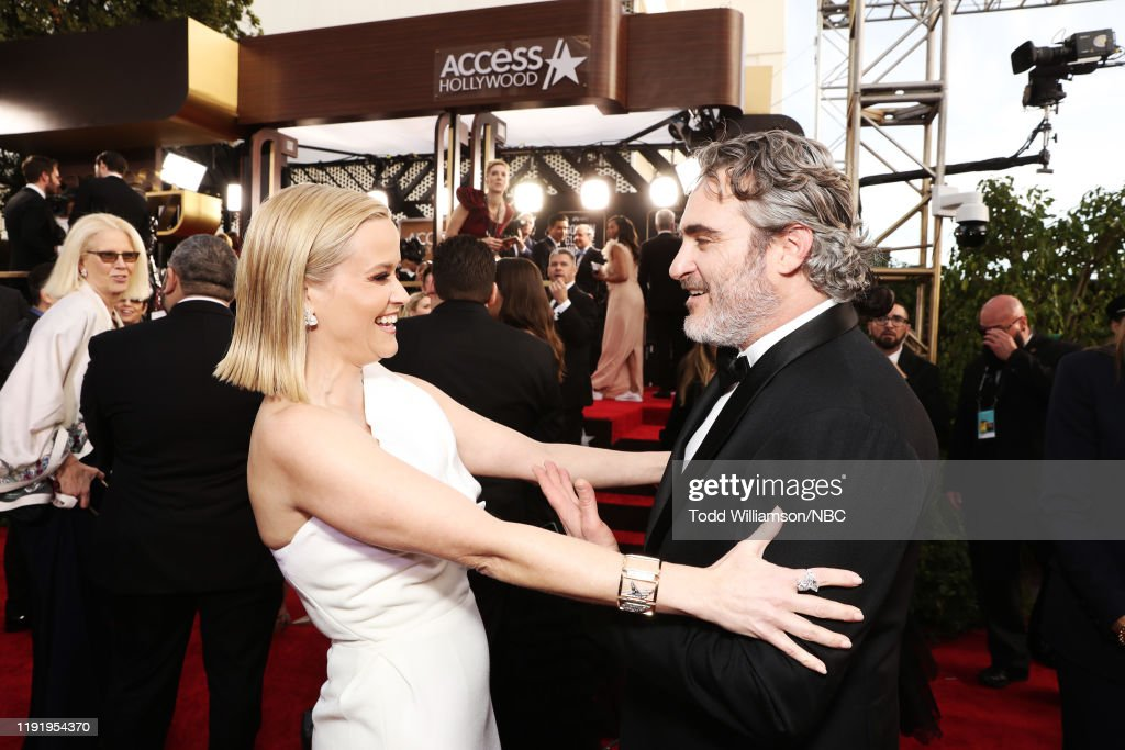 """NBC's """"77th Annual Golden Globe Awards"""" - Red Carpet Arrivals : News Photo"""