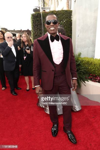 77th ANNUAL GOLDEN GLOBE AWARDS Pictured Wesley Snipes arrives to the 77th Annual Golden Globe Awards held at the Beverly Hilton Hotel on January 5...