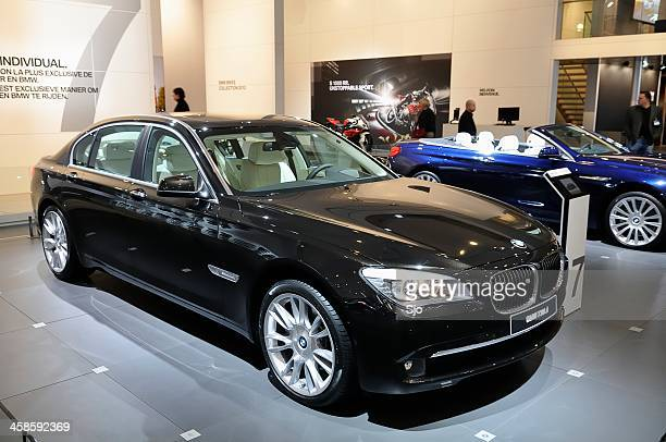 BMW Série 7: