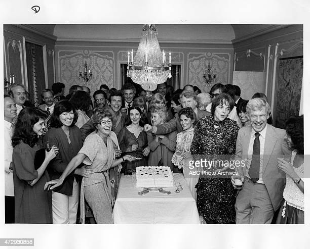 S HOPE 7th Anniversary Party Shoot Date July 12 1982 MARY PAGE KELLERUNKNOWNJACQUELINE SMITH HELEN GALLAGHERILENE KRISTENNANCY ADDISONCLAIRE...