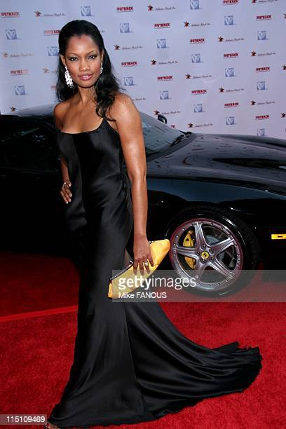 7th annual Design Core Benefit in Los Angeles United States on July 09 2005 Garcelle BeauvaisNilon at the 7th Annual DesignCure Benefit at Sugar Ray...