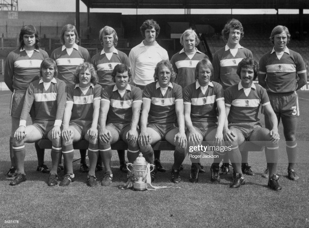 Middlesbrough Team : News Photo