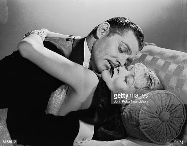 Clark Gable and Constance Bennett star in 'After Office Hours' directed by Robert Z Leonard