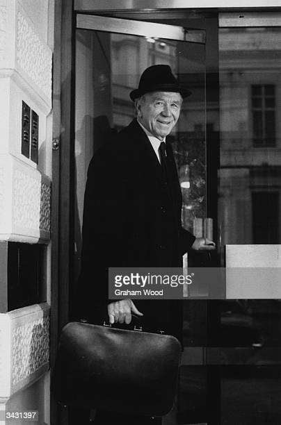 Scottish footballer and manager of Manchester United Sir Matt Busby
