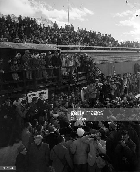 16点の1948年 サンモリッツオリンピックのストックフォト - Getty Images