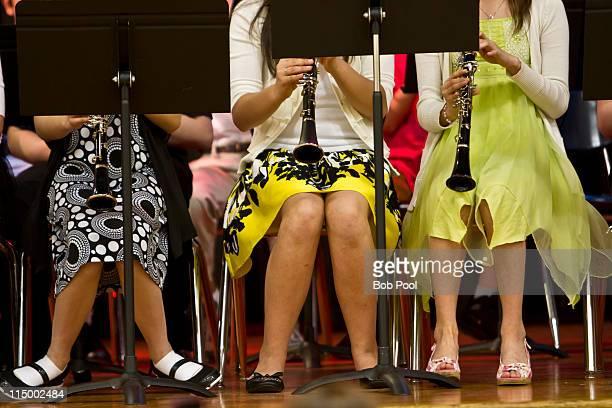 7th grade middle school orchestra