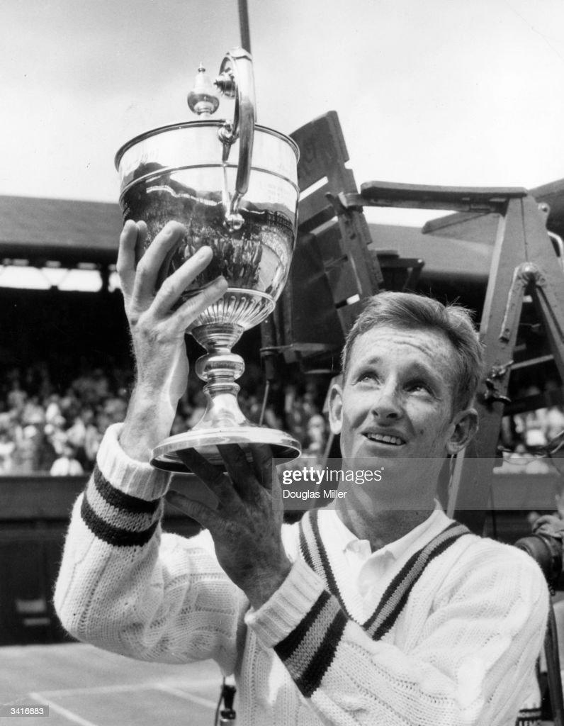 Laver's Trophy : News Photo