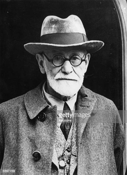 Austrian physician and founder of psychoanalysis Sigmund Freud