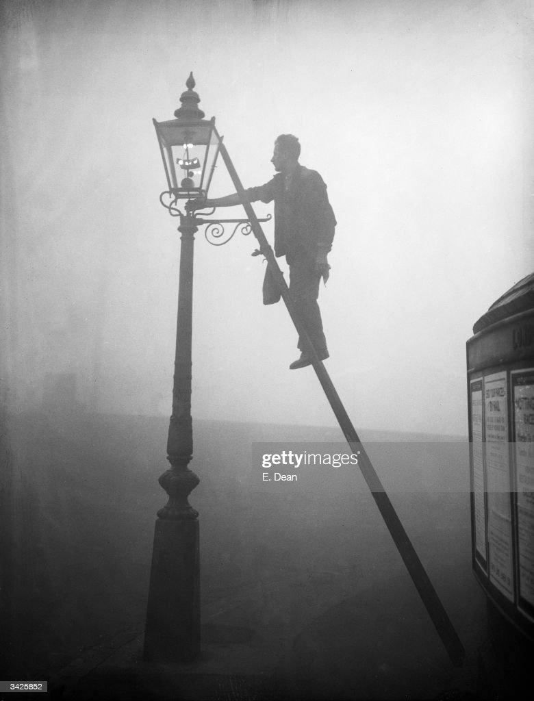 Lamp Lighting : News Photo