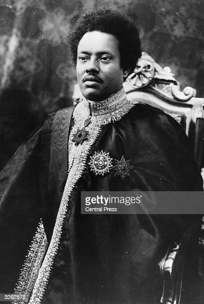 Fithorari Virrou Menelik the grandson of the emperor Menelik was the former war minister of Ethiopia who is now believed to be a prisoner in the...