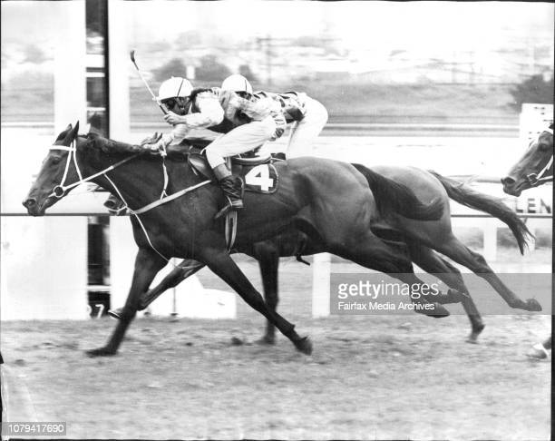 Canterbury 2nd Young Brolga GradFinish March 24 1976