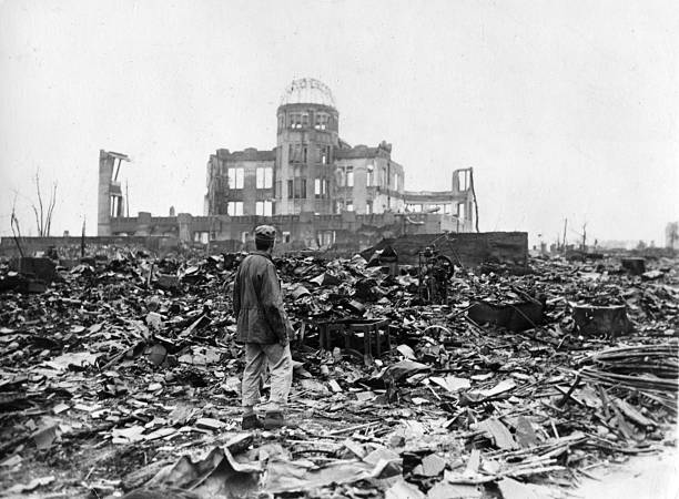 JPN: 6th August 1945 - 75 Years Since An Atomic Bomb Was Dropped on Hiroshima
