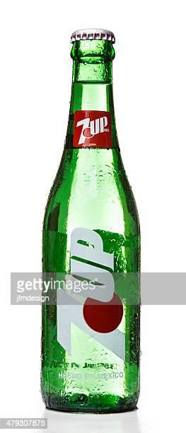 7up soda bottle
