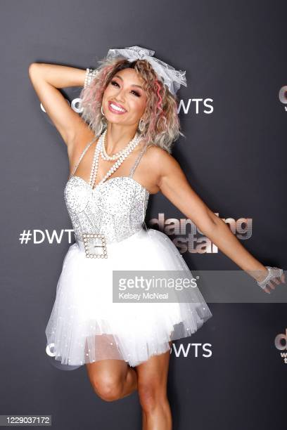 """80s Night"""" - The ballroom is rad and tubular for """"'80s Night"""" when 12 celebrity and pro-dancer couples compete for the fifth week live for the 2020..."""